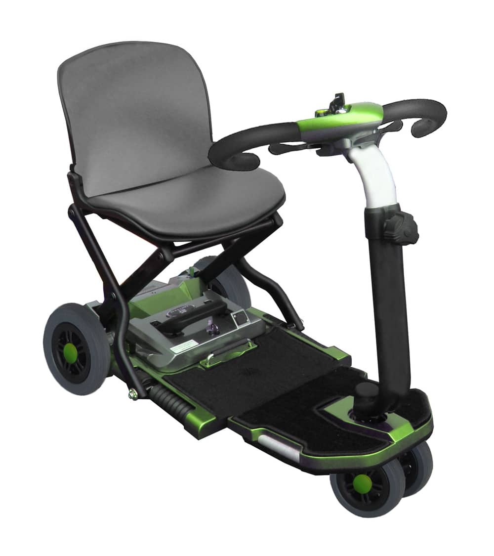 Lifts Towards The Mobility Scooter