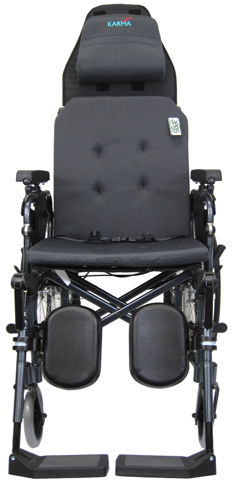 Mvp 502 Ms 36 Lbs Manual Reclining Wheelchair W Headrest