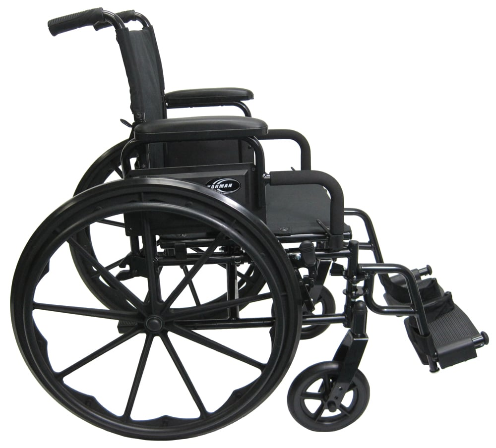 802 dy k0004 lightweight compact wheelchair karman for Wheelchair home