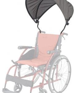 Wheelchair Canopy