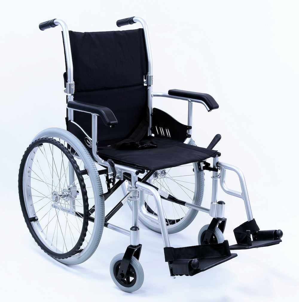 Karman Lt 980 Ultra Lightweight Folding Wheelchair