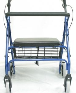 R-4700 Wide Rollator Front View