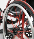 S-Ergo 115 Red Rims