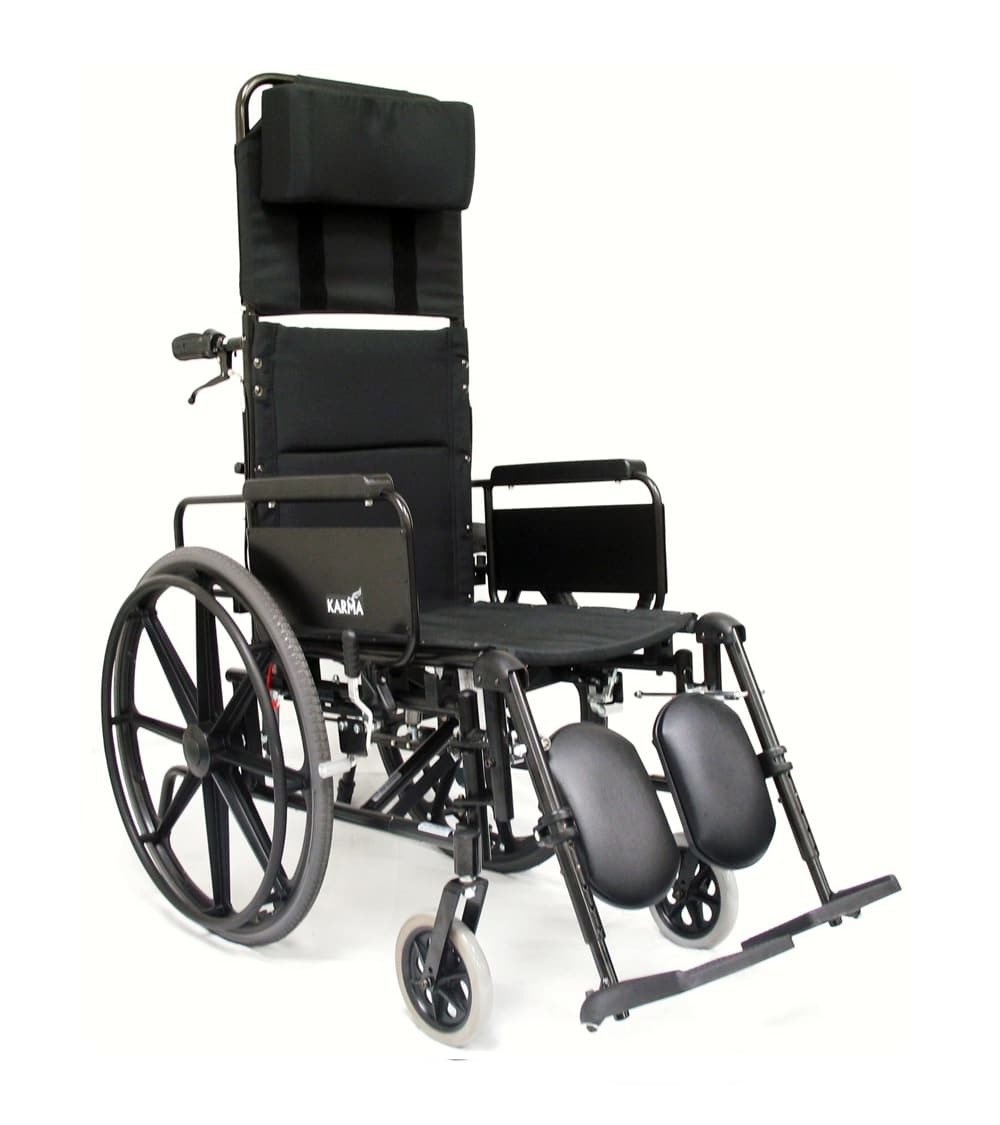 Km 5000 F Recliner Bariatric Wheelchair Reclining Karman