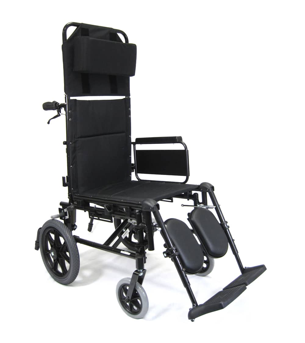 Km 5000 Tp 36 Lbs T 6 Reclining Wheelchair Karma
