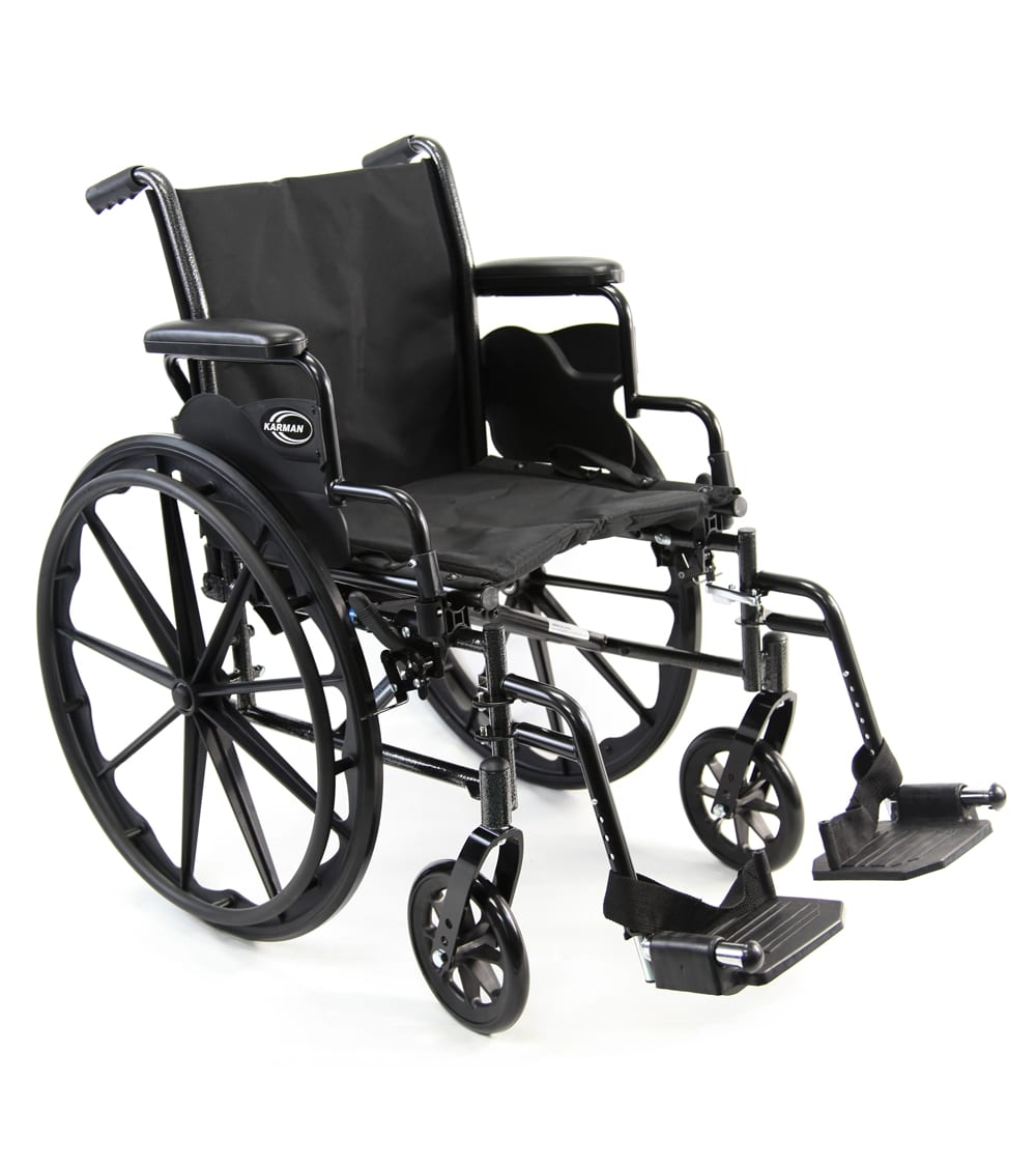 Lt 700t 36 lbs wheelchair with removable armrests k0003 for Mobility chair