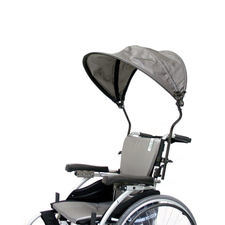Wheelchair Luxury Canopy