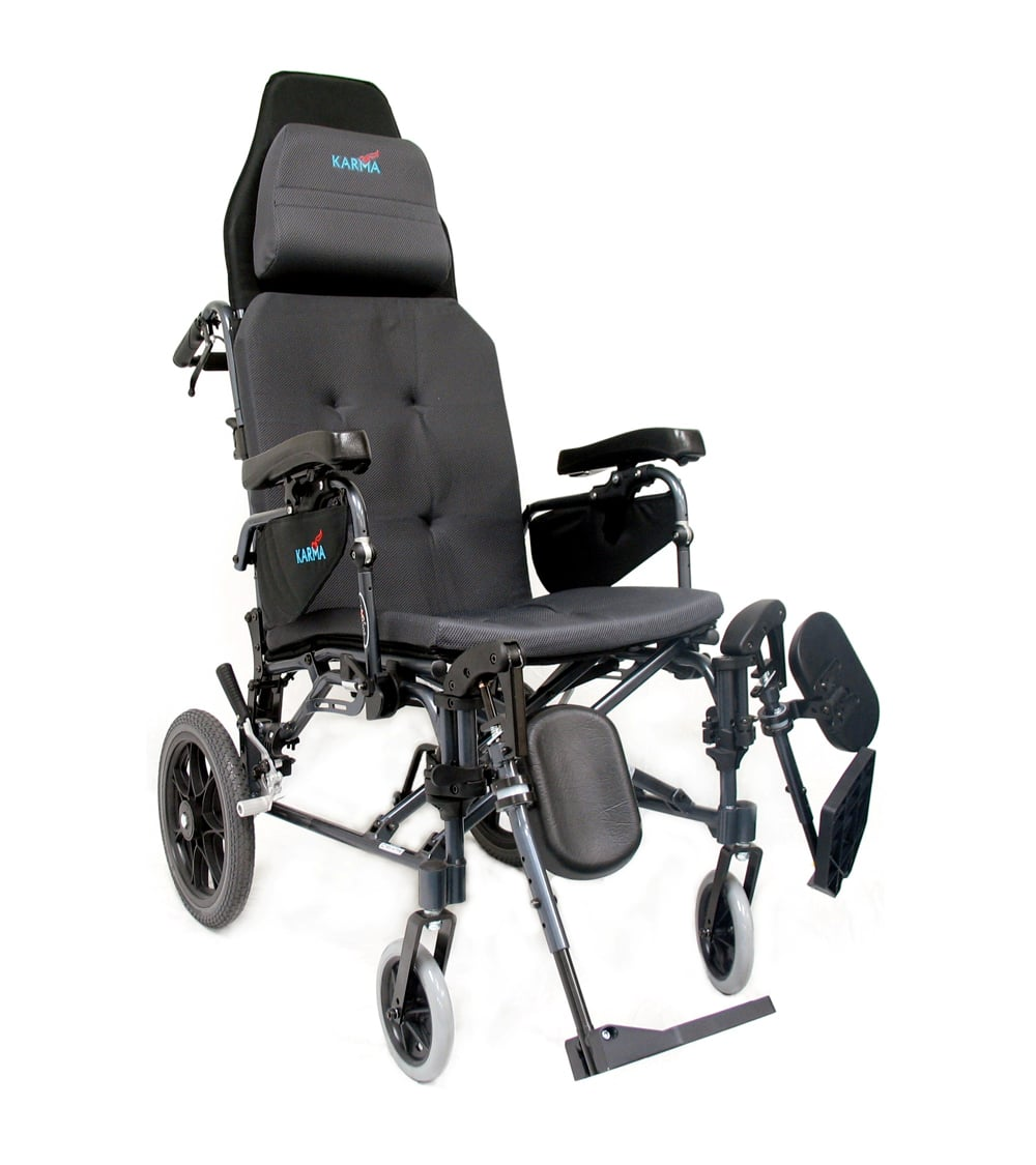 mvp-502-tp - 34 lbs v-seat reclining wheelchair | recliner wheelchairs