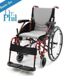 S-Ergo 115 Dr Phil wheelchair