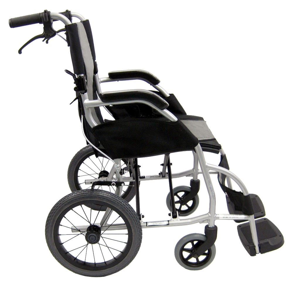 Wheel Chair Side View - S2501side 1xl