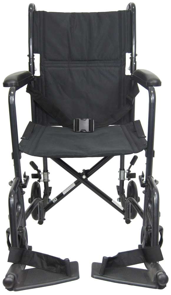 LT-2000 Wheelchair front view
