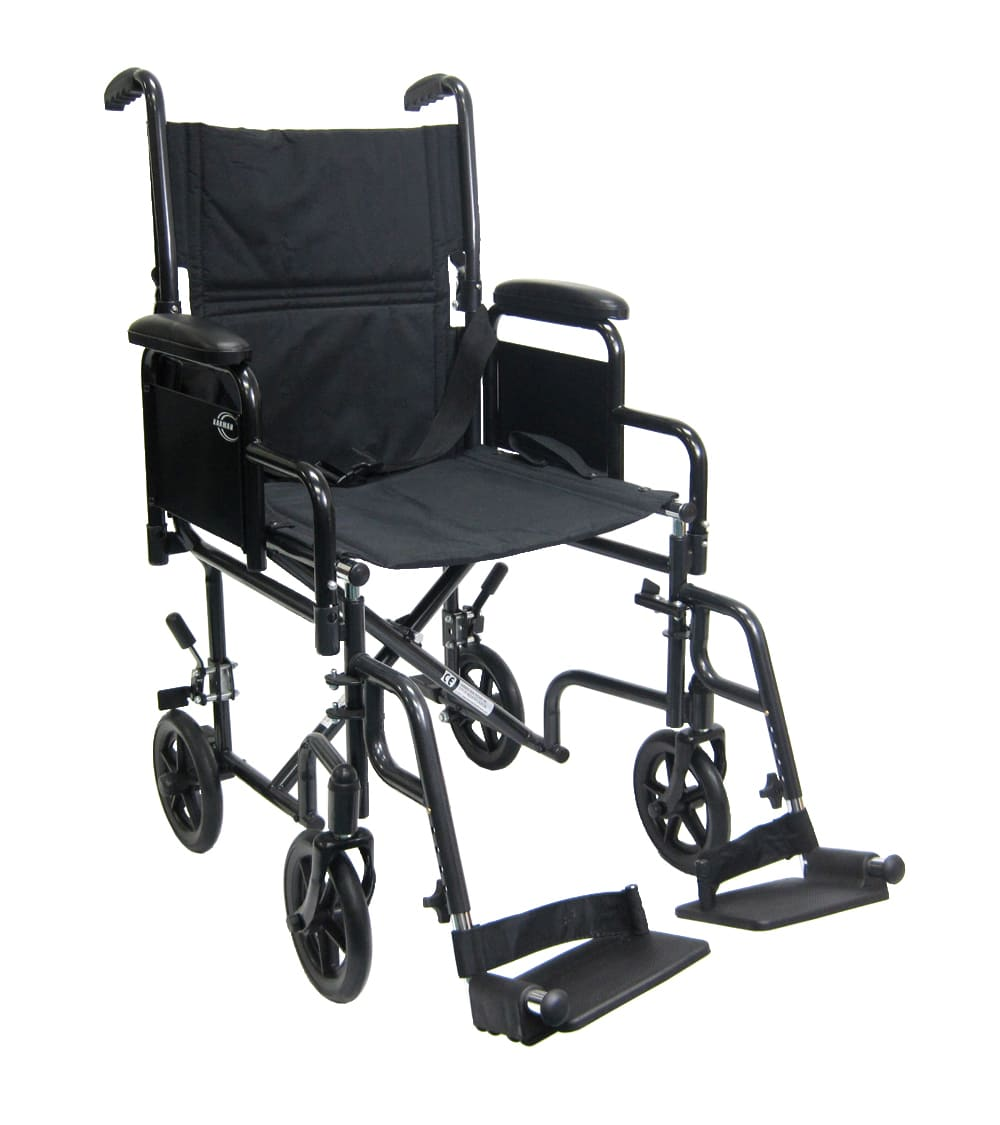 t2700  sc 1 st  Karman Healthcare & T-2700 Transport Wheelchair Detachable Armrest - Karman Healthcare