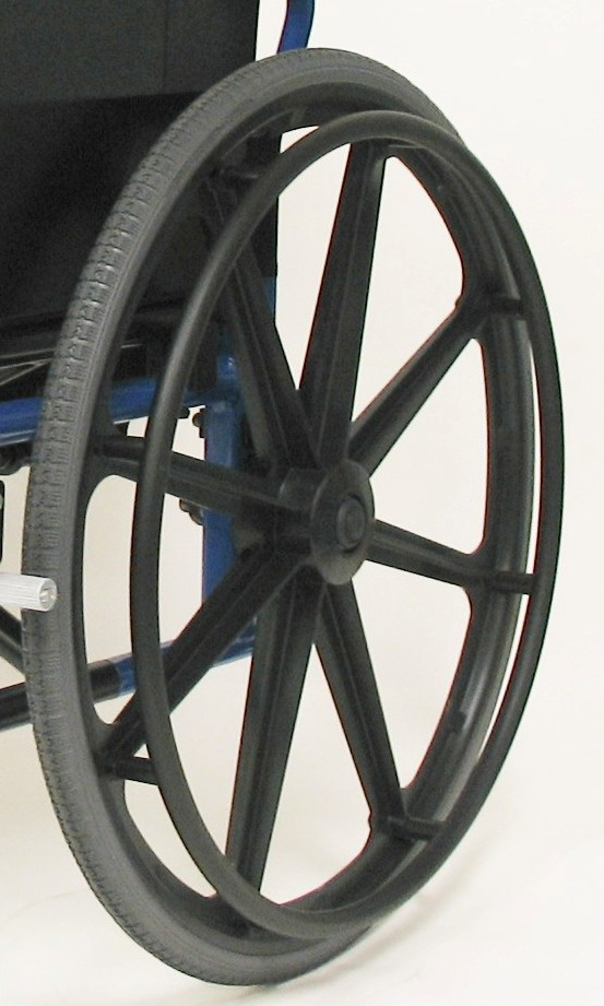 24 INCH Wheelchair Rear Wheel