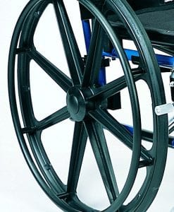 Wheelchair Low Profile Rear Wheel 24 inches