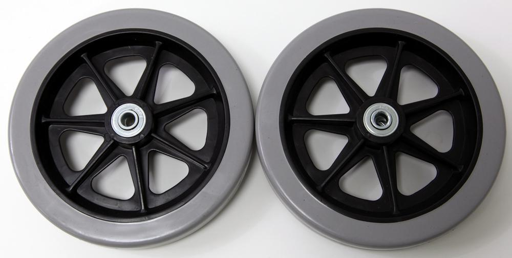 C46 Flat Free Front Casters