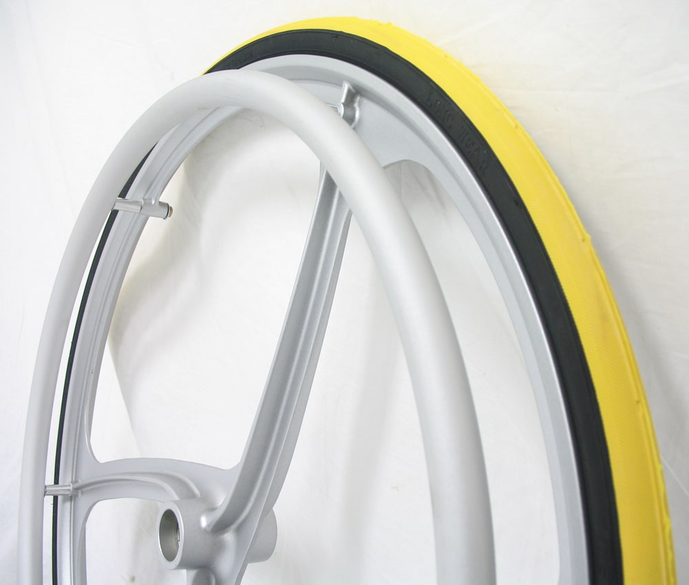 Mag Rear Wheelchair Wheel Top Half