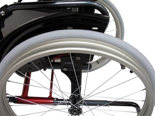 S-305 Vulcan Rear Wheels Ergonomic Wheelchair