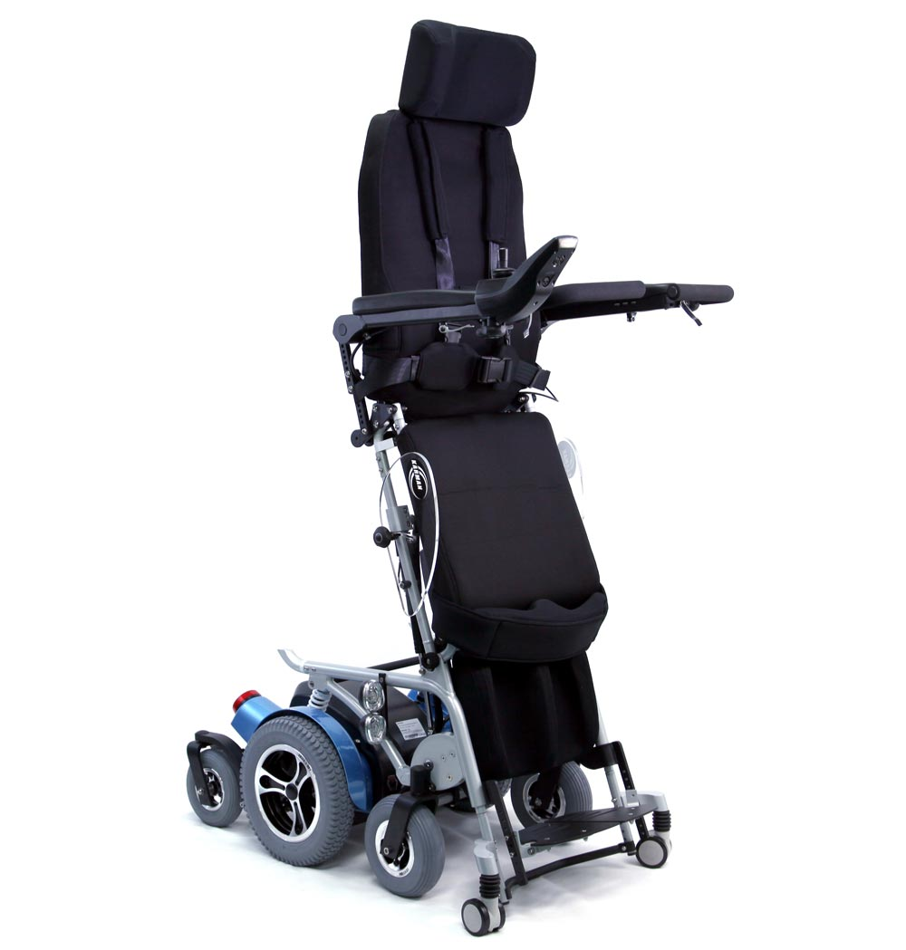 XO-505 Standing Wheelchair w/ Multiple Power Functions