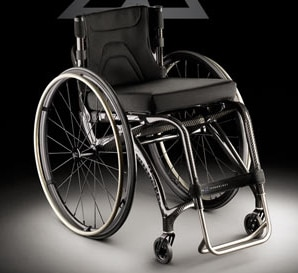 High End Manual Wheelchairs Tend To Be Made From More Expensive Materials,  Such As Aircraft Grade Aluminum, Titanium And Carbon Fiber.