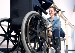 wheelchair expert tips