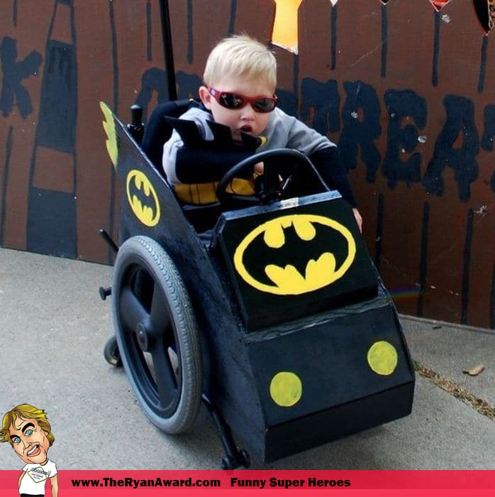 8 cool wheelchair costumes for kids and their wheelchairs for Electric motors for halloween props