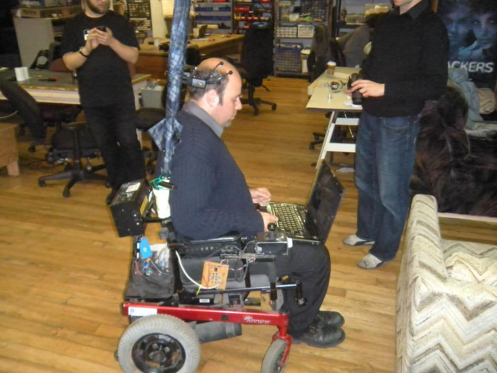 How To Build A Brain Controlled Wheelchair Instructions