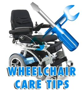 power-wheelchair-care-tips