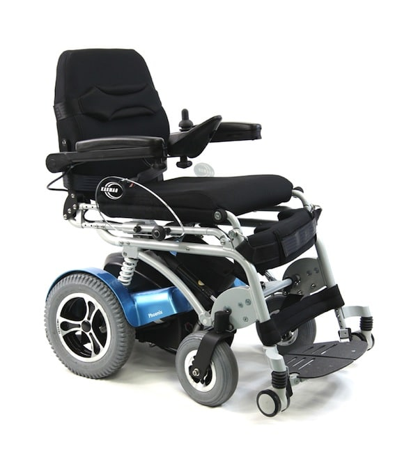 XO-202 Standard Power Wheelchair
