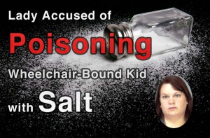 Lady Accused of Poisoning Baby