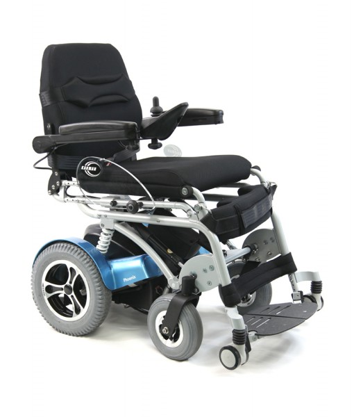 XO-202 Junior 14″ Seat Standing Power Assist Wheelchair 1