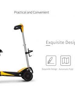 volare power scooter design