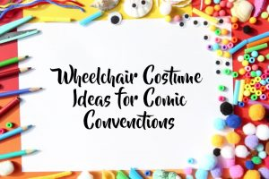 Wheelchair costume ideas