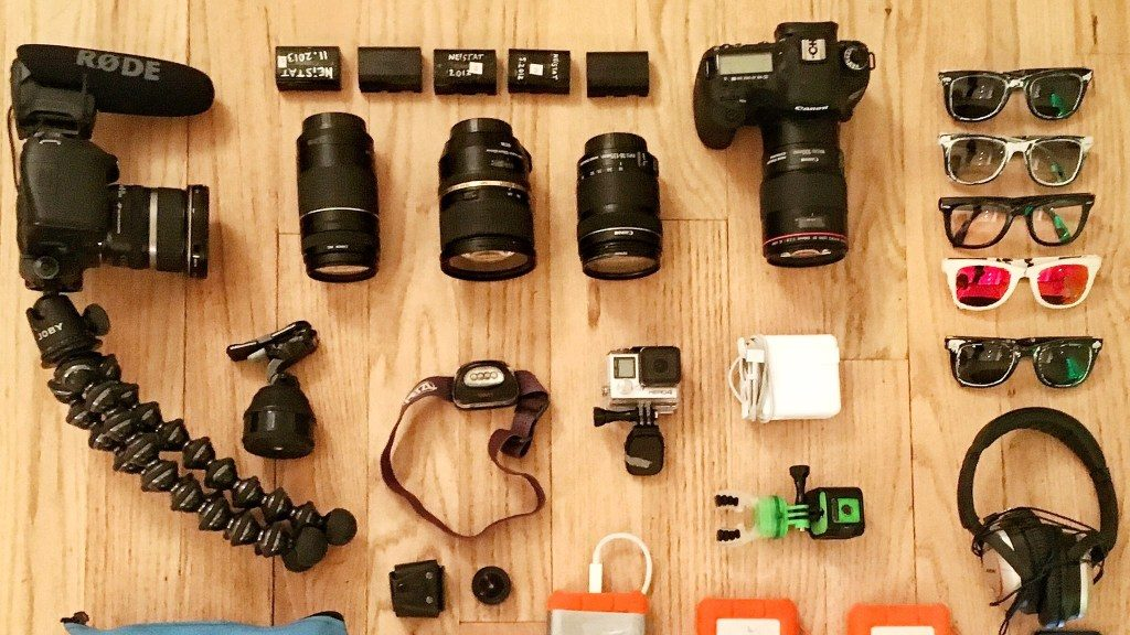 vlogging equipment