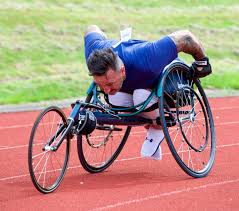 sports wheelchair racing