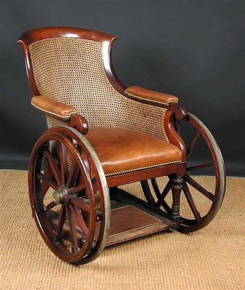 comfort and luxury adding to the evolution of wheelchairs